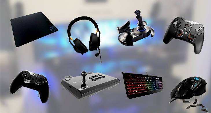 gaming accessories for pubg