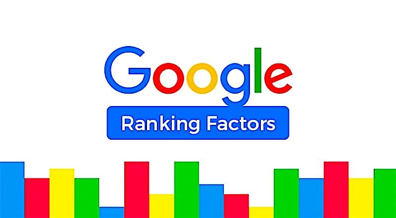 Google Ranking Factors 2020