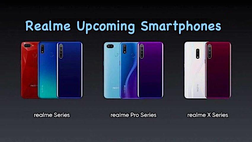 Realme Upcoming Phones 2021