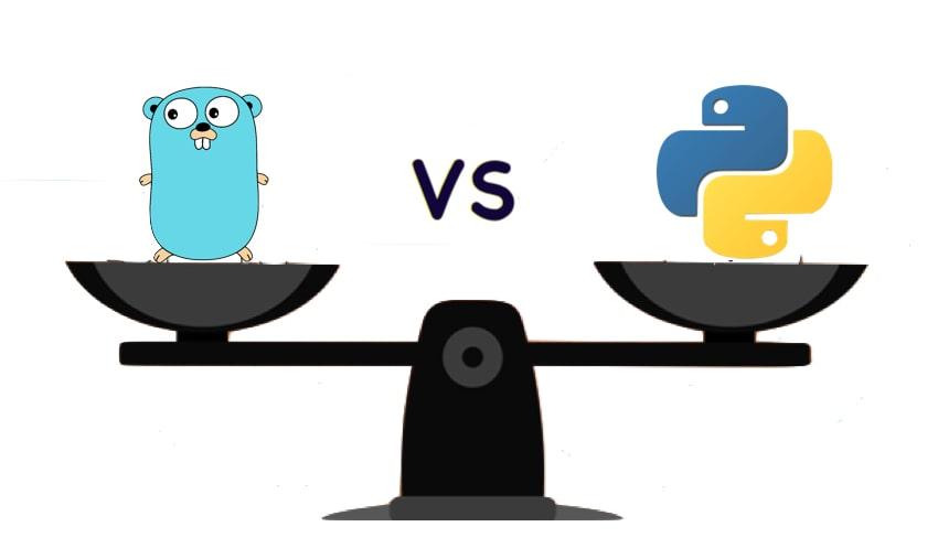 Go vs Python 2020