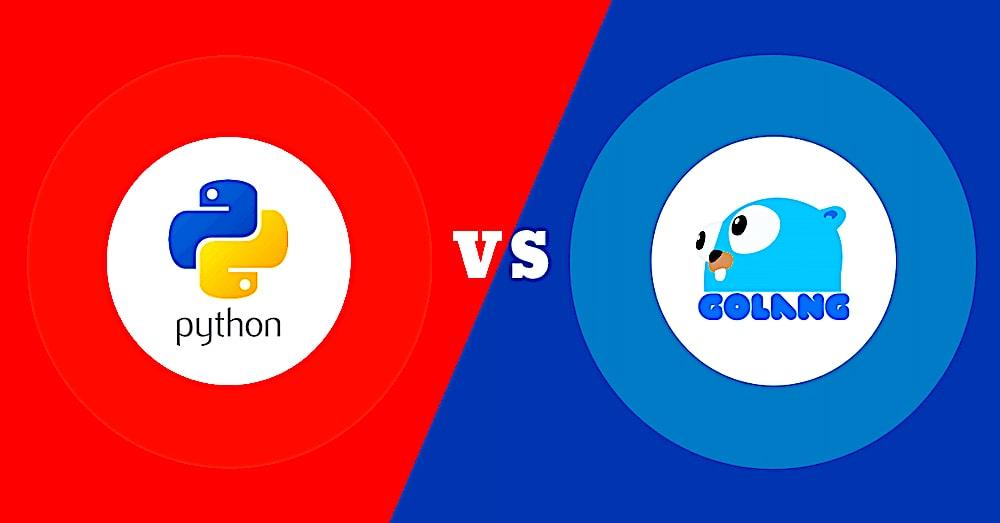 Python vs Go 2021