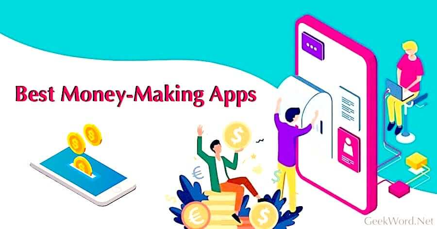 best money making apps 2021