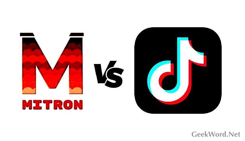 Mitron vs TikTok