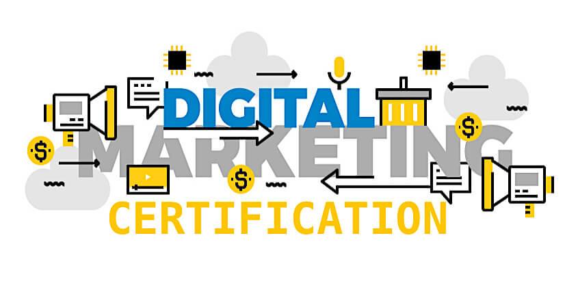 Best Digital Marketing Certifications 2021