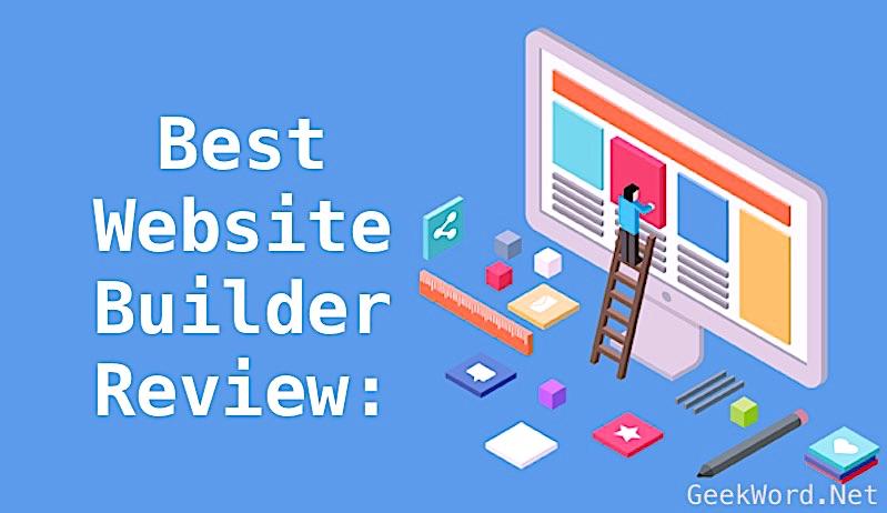 best website builder 2021