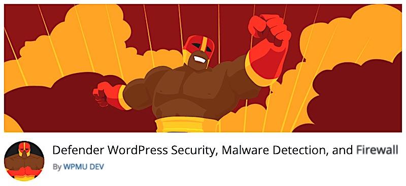 Defender WP security