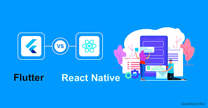flutter vs react native 2022
