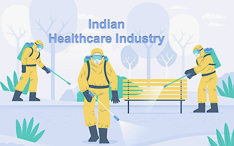 indian healthcare industry analysis 2021