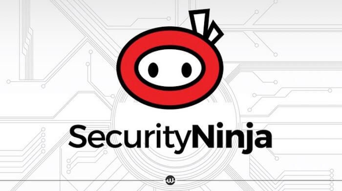 Ninja security wordpress plugin