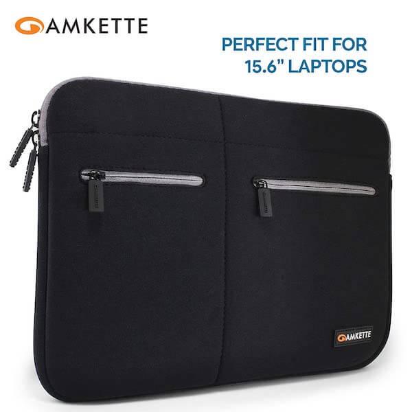 Amkette Multi-Pocket Macbook Sleeve