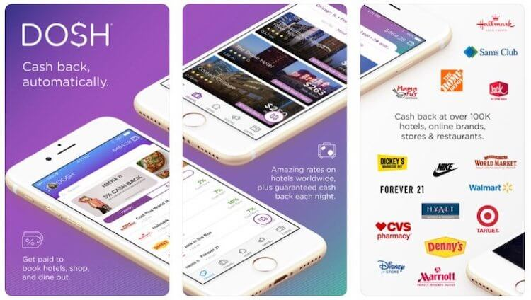 Dosh - new earning app