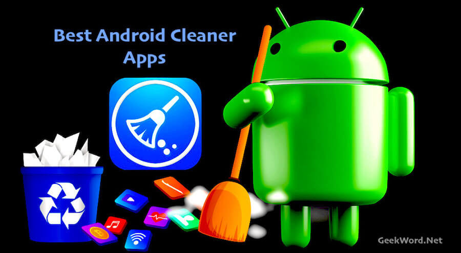 best android cleaner apps 2021