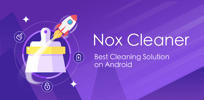 Nox Cleaner - cache cleaner app for android