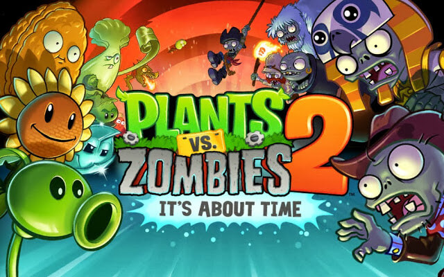 Plant vs. Zombies 2