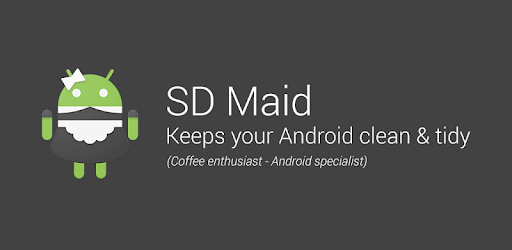 SD Maid - junk cleaner