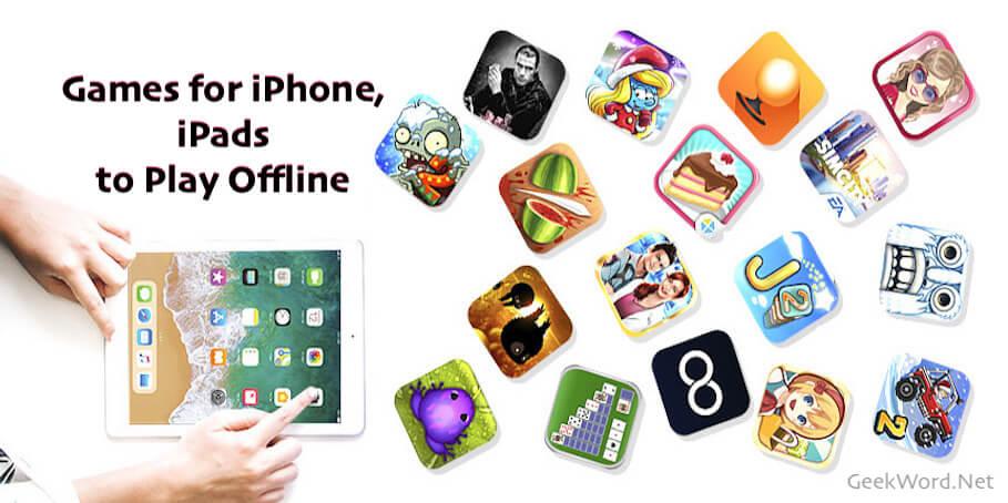 best offline iphone games 2021