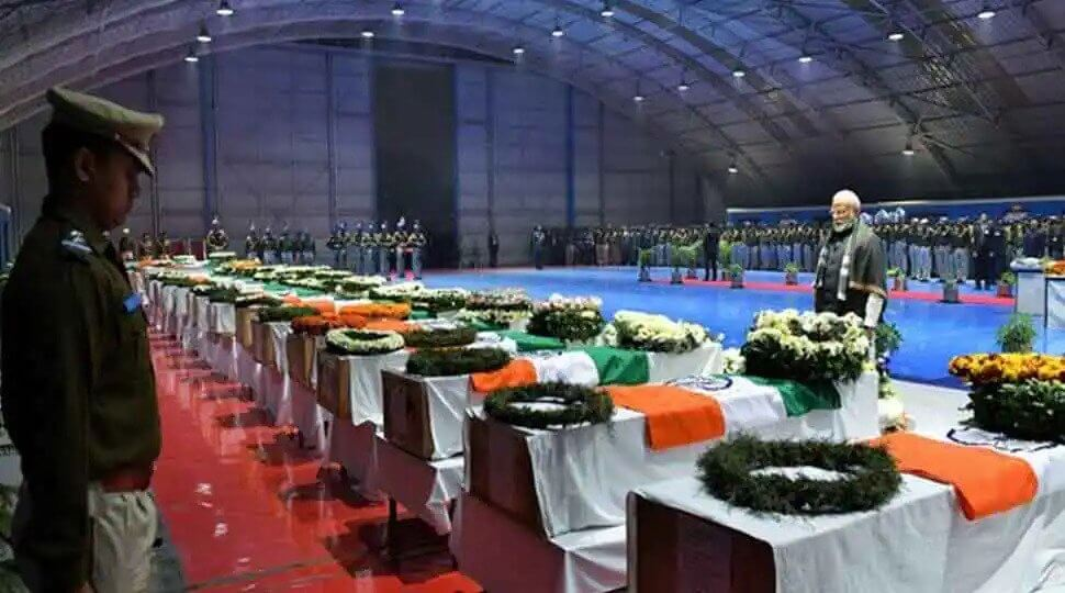 pulwama attack martyrs tribute
