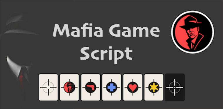 mafia game script